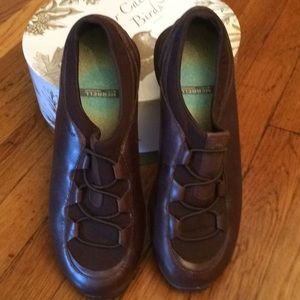 Merrell brown shoes size 8